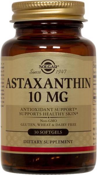 Image of Astaxanthin 10 mg