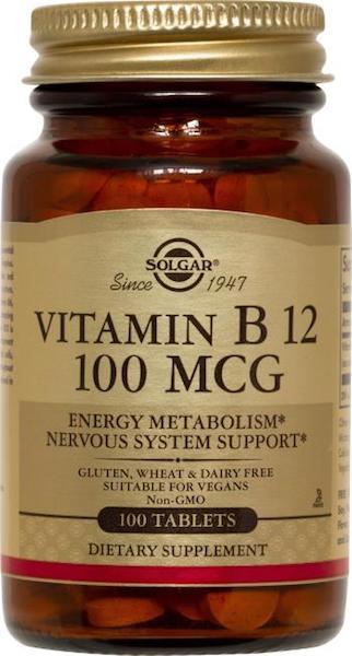 Image of Vitamin B12 100 mcg
