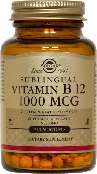 Image of Vitamin B12 1000 mcg Sublingual