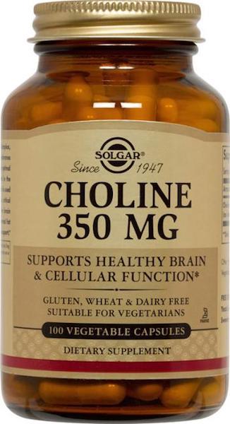 Image of Choline 350 mg