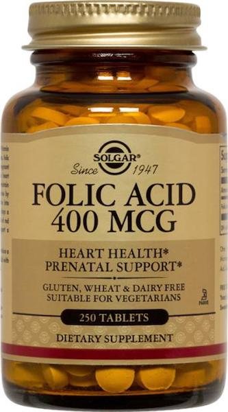 Image of Folic Acid 400 mcg