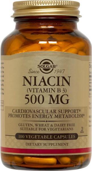 Image of Niacin 500 mg