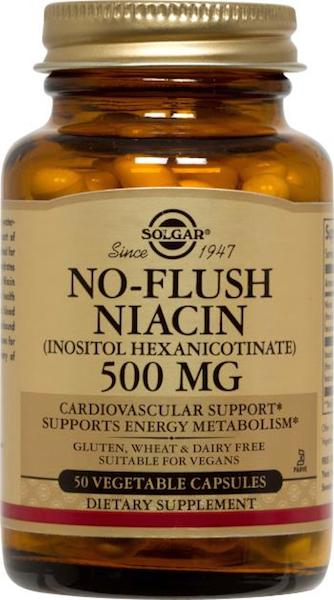 Image of No-Flush Niacin 500 mg