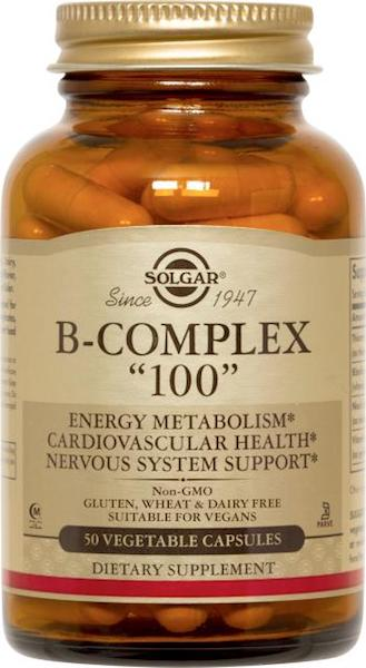 Image of B-Complex 100 Vegetable Capsule