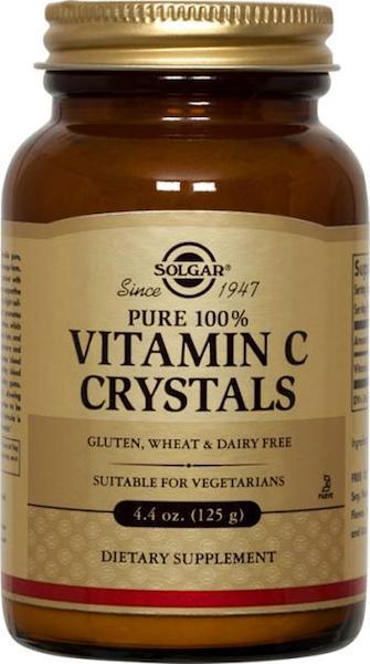 Image of Vitamin C Crystals