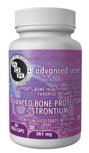 Image of Advanced Bone Protection + Strontium