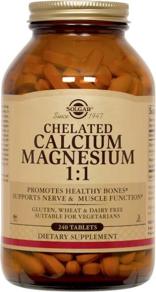 Image of Calcium Magnesium 1:1 125/125 mg