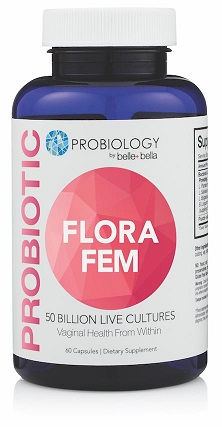 Image of Probiotic Flora Fem