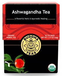 Image of Organic Ashwagandha Root Tea