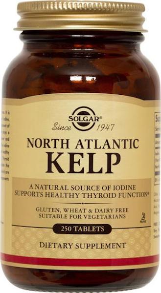 Image of Kelp 200 mcg North Atlantic Tablet