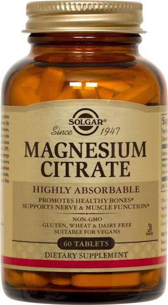 Image of Magnesium Citrate 200 mg