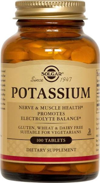 Image of Potassium Gluconate 99 mg