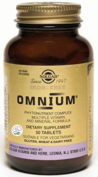Image of Iron Free Omnium