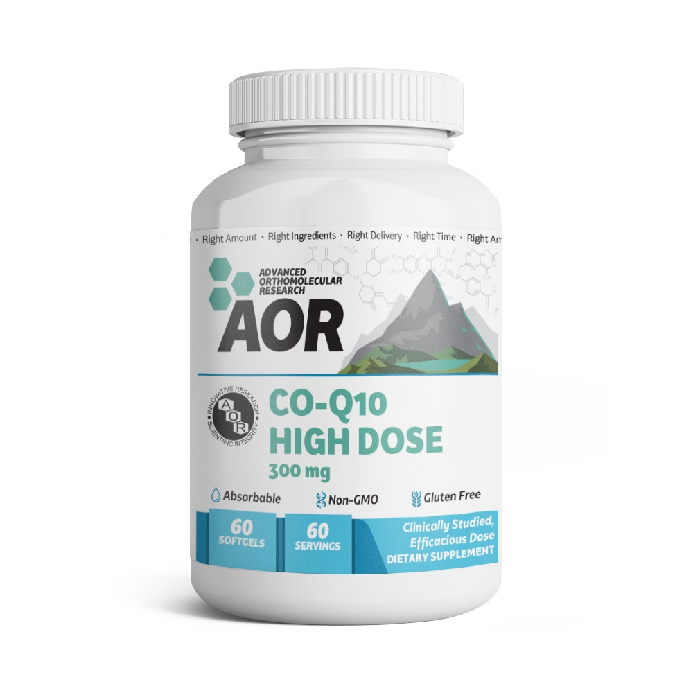 Image of Co-Q10 High Dose - 300 mg
