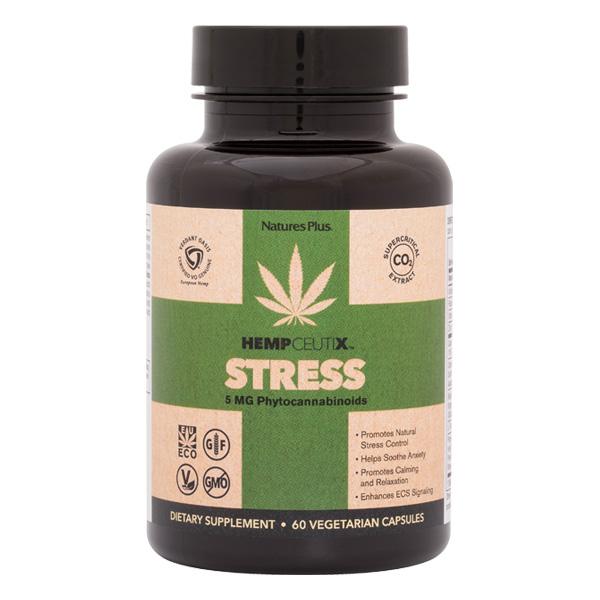 Image of HempCeutix  Stress Capsules