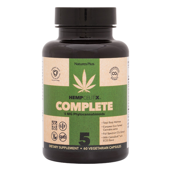Image of HempCeutix Complete 5 mg Capsule