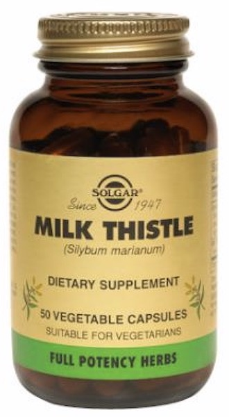 Image of Milk Thistle 450 mg (Full Potency Herbs)