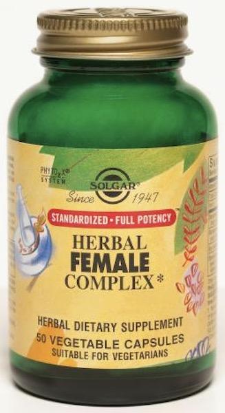 Image of Herbal Female Complex (Standardized Full Potency)