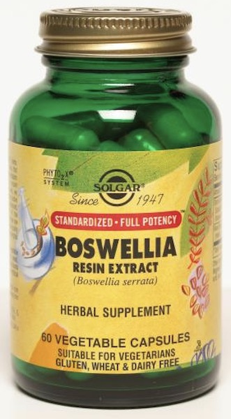 Image of Boswellia Resin Extract 420 mg (Standardized Full Potency)