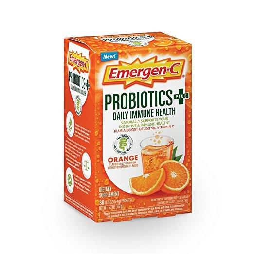 Image of Probiotics Immune - Orange