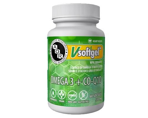 Image of Omega 3 + CO-Q10