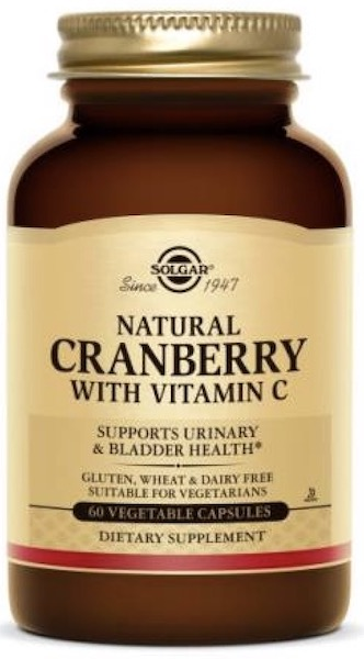 Image of Cranberry with Vitamin C 400/60 mg