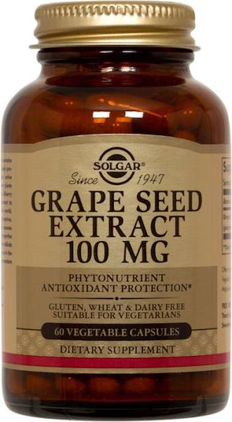 Image of Grape Seed Extract 100 mg
