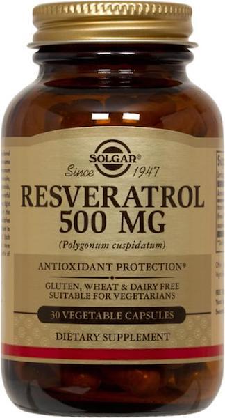Image of Resveratrol 500 mg