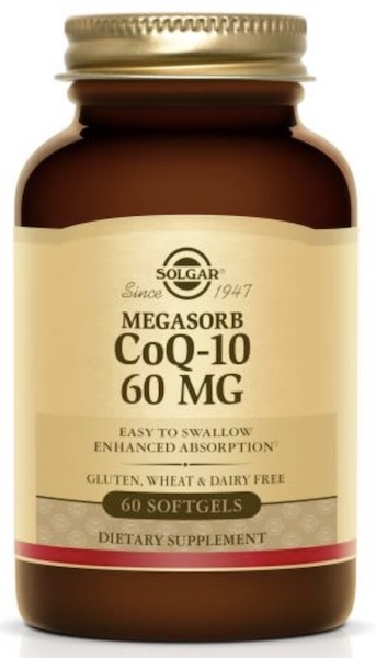 Image of CoQ10 60 mg MegaSorb