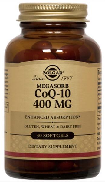 Image of CoQ10 400 mg MegSorb