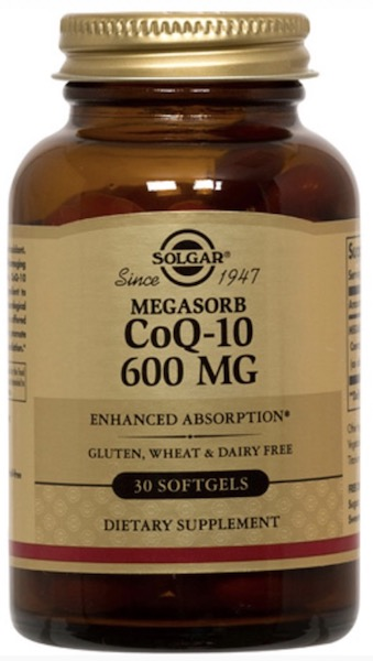 Image of CoQ10 600 mg MegaSorb