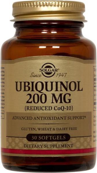 Image of Ubiquinol 200 mg