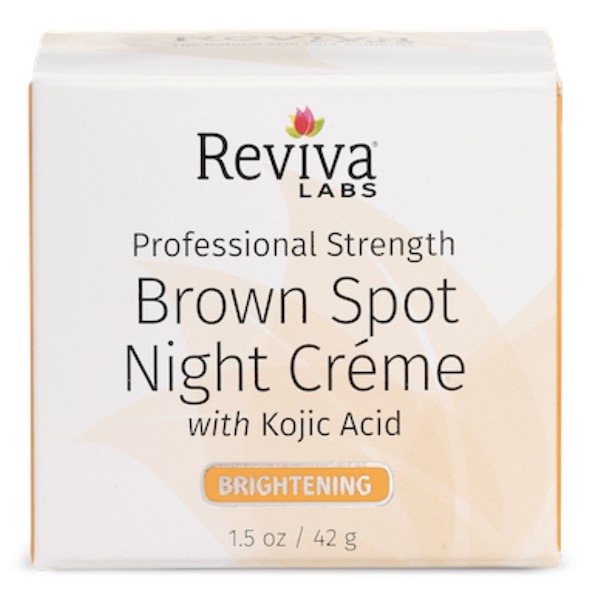 Image of Brown Spot Night Creme with Kojic Acid