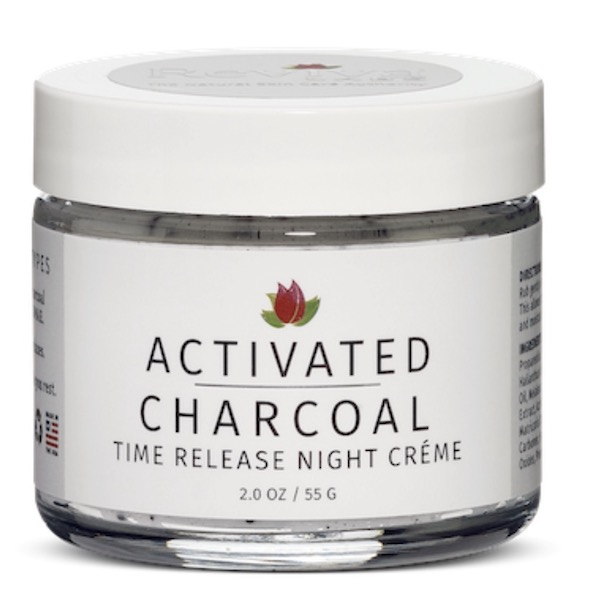 Image of Activated Charcoal Time Release Night Creme