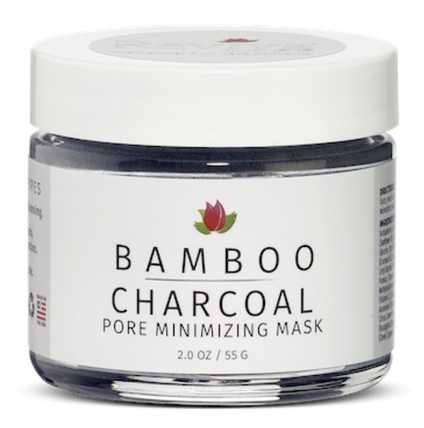 Image of Bamboo Charcoal Pore Minimizing Mask