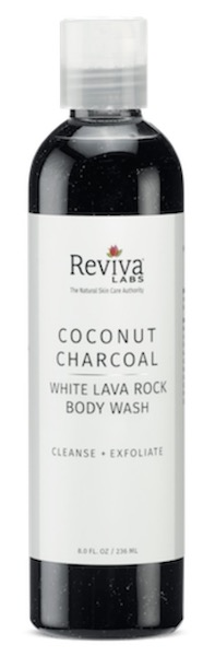 Image of Coconut Charcoal and White Lava Body Wash