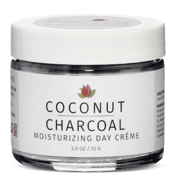 Image of Coconut Charcoal Moisturizing Day Creme