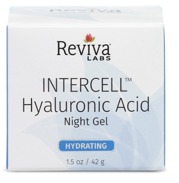 Image of InterCell Hyaluronic Acid Night Gel