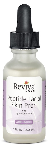 Image of Peptide Facial Skin Prep with Hyaluronic Acid