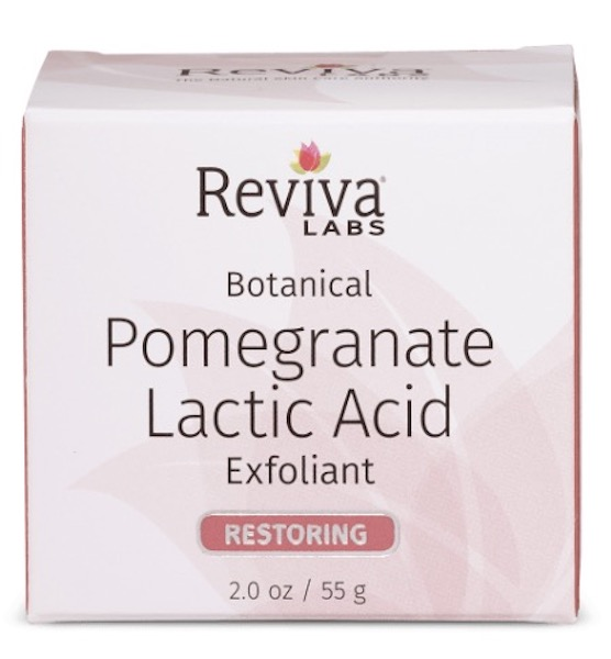 Image of Pomegranate Lactic Acid Exfoliant (Botanical)