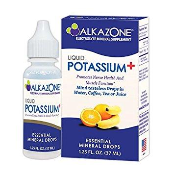 Image of Liquid Potassium