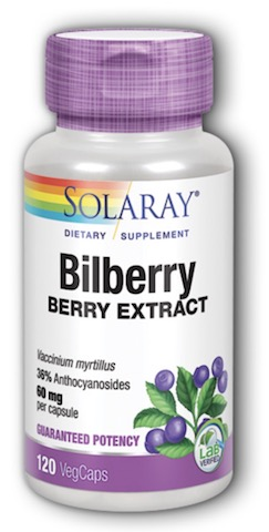Image of Bilberry Extract 60 mg