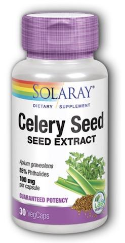 Image of Celery Seed 100 mg