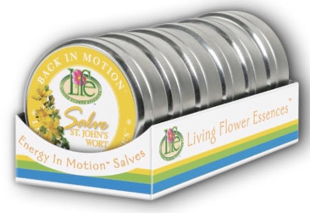 Image of Back In Motion Salve 6 Pack