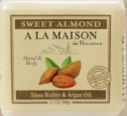 Image of Bar Soap Mini Sweet Almond