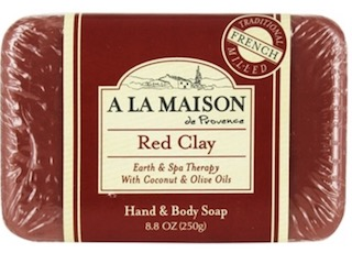Image of Bar Soap Red Clay