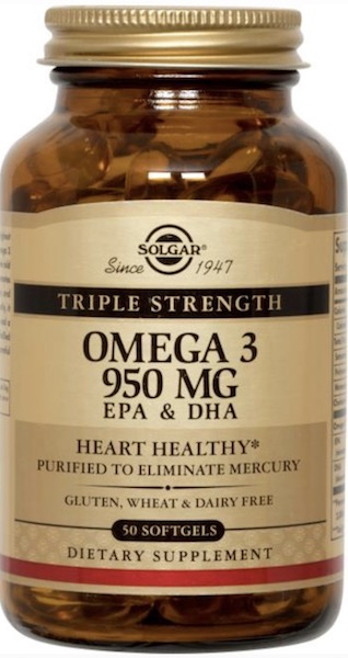 Image of Omega-3 950 mg Triple Strength