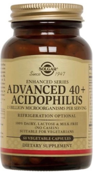 Image of Advanced 40+ Acidophilus (Dairy Free)