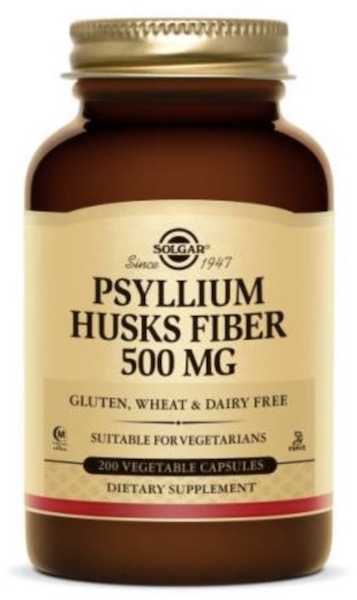 Image of Psyllium Husks Fiber 500 mg