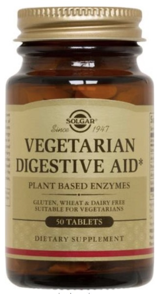 Image of Vegetarian Digestive Aid (Chewable)